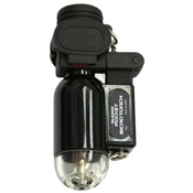 Blazer Pocket Micro Torch Lighter Black, PB-207-BLK