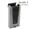 Stealth 3 Lighter Metallic SIlver
