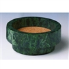 Marble Wine Coaster, Green