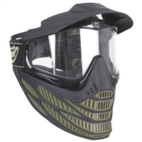 JT Vision Flex-8 Paintball Mask / Goggle - Olive