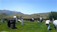 Action Center Paintball Utah Paintball Small Party Package 15 player 2 hour- Private