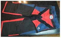 Paintball Pants Chronic Paintball Pants red XL