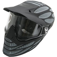 JT Spectra Flex 8 Full Coverage Headshield Grey
