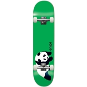 Enjoi Skateboards Original Panda Complete Green - 8.25""