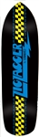 Krooked Skateboards Zig Zagger Classic Black