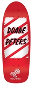 Santa Cruz Skateboards LTD Duane Peters 1984