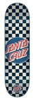 Santa Cruz Check Dot Blue Custom Complete - 7.9""
