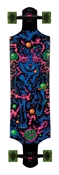 Santa Cruz Longboards Space Wolf  Complete - 40""