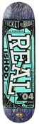 Real Skateboards Wair Ticket to Ride Deck