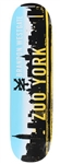 Zoo York Skateboards Westgate Spray Fade Deck
