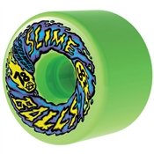 Santa Cruz Slimeballs 66mm 78a - Neon Green