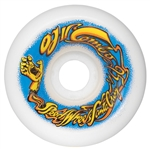 OJ Skateboard Wheels OJ II Elite White 60mm 95a