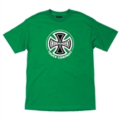 Independent T-Shirts Truck Co - Kelly Green