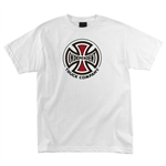 Independent T-Shirts Truck Co - White