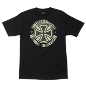Independent T-Shirts Ransom Regular - Black