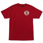 Independent T-Shirts TCBTG - Red