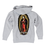 Santa Cruz Zip Up Hoodies - Jason Jesse Guadalupe