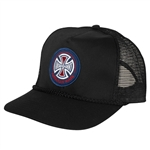 Independent Hats AMI Patch Trucker Hat
