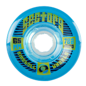 Sector 9 Wheels Nineballs Top Shelf Blue - 65mm