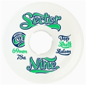 Sector 9 Wheels Nineballs Top Shelf Natural - 65mm