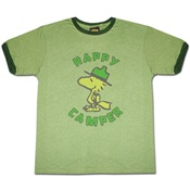 Charlie Brown - T-Shirt - Happy Camper