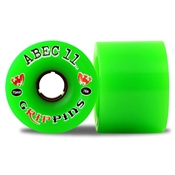 Abec 11 Grippins longboard wheels
