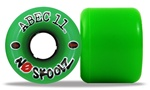 Abec 11 skateboard wheels NoSkoolz  - 60mm/78a
