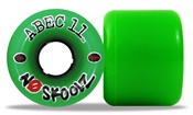 Abec 11 skateboard wheels NoSkoolz  - 60mm/81a