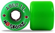 Abec 11 skateboard wheels NoSkoolz  - 65mm/94a