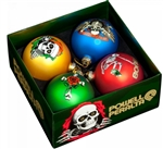 Powell Peralta Christmas Ornaments Bones