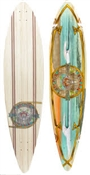 Sector 9 Longboards DECK Only G-Land - 44""