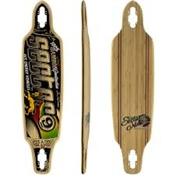 Sector 9 Longboards DECK Only Sentinel - 37.5""