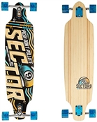 Sector 9 Longboards Sentinel Complete 37.5""