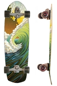 Carver Skateboards Greenroom Pre Built Complete - 34""