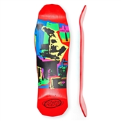 Hosoi Skateboards DECK Hosoi Pop Art 87 Red - 10""