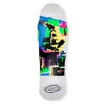 Hosoi Skateboards Hosoi Pop Art 87 White