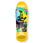 Hosoi Skateboards DECK Hosoi Pop Art 87 Yellow