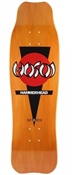 Hosoi Skateboards Hammerhead Double Kick Stain Orange Deck - 9""