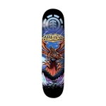 Element Skateboards Forces Of Eagle Deck - 8""
