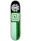 Element Skateboards Julian Prismatic Deck - 8""