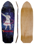California Bonzing Longboard The Spunk