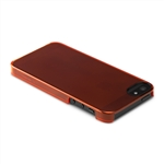 Incase Snap Case for iPhone 5 - Red Orange - CL69081