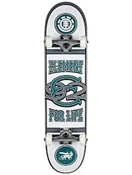 Element Skateboards Linked Pre Built Complete - 7.6""