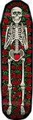 Powell Peralta Skateboards Casket Fun Shape