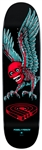 Powell Peralta Skateboards Fun Shape Winged Skull Custom Complete - 8.2""