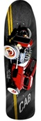 Powell Peralta Skateboards Cab Red Hot Rod Deck
