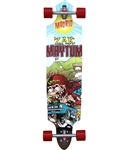 Madrid Longboards Zak Maytum Downhill Formica COMPLETE