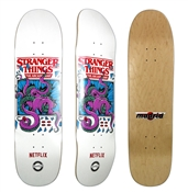 Stranger Things Decks Madrid Skateboards Arcade