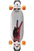 Original Longboards Carbon Apex 34 Double Concave Custom Complete - 34""