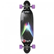 Original Longboards Carbon Apex 37  Diamond Drop Custom Complete - 37""